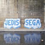 Jedis. Sega.