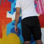 Exhibición de Graffiti en Gasteiz.