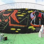 Mural Kibu-Wirko GKS taldea.